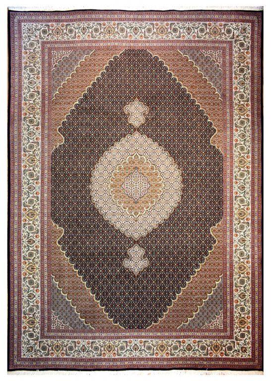 teppich iran täbriz nr. 104 | teppichgalerie  teppichgalerie